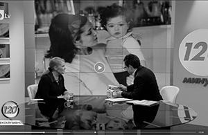"""Хилда Казасян в предаването """"120 минути"""" по bTV"""