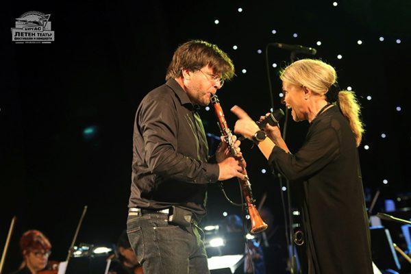 Хилда Казасян концерт в Бургас