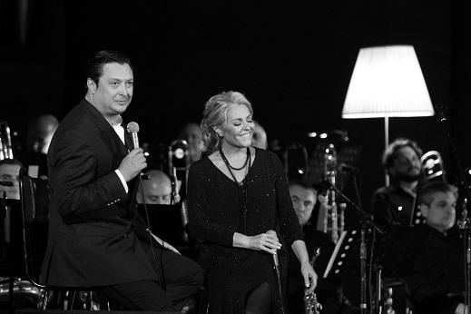 Хилда Казасян и Биг бенда на БНР